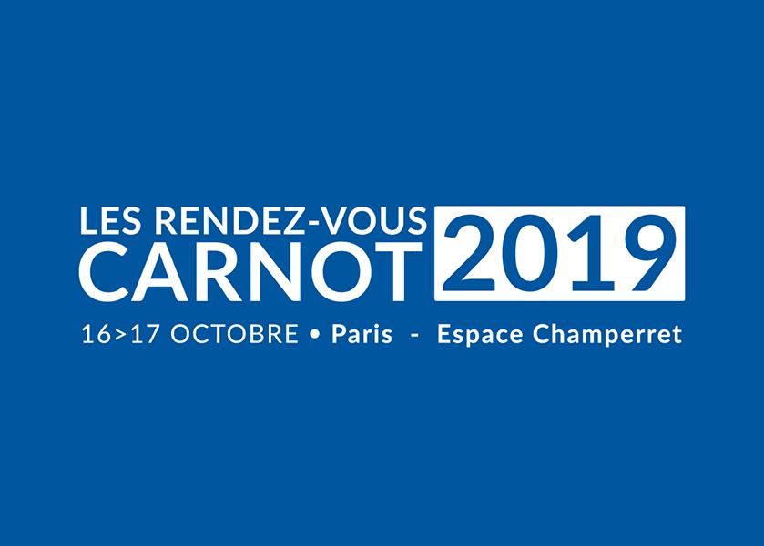 Rheonis sera présent au RDV Carnot 2019