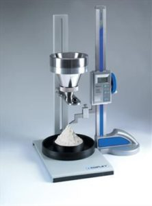 Testeur angle talus (from Copley scientific)